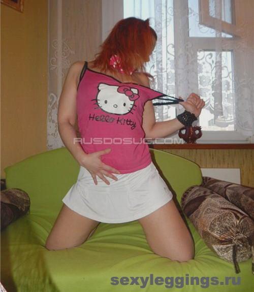 Проститутка Этель